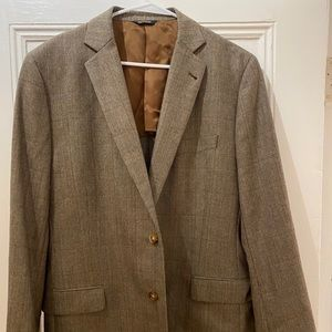 Men's blazer- perfect for Fall